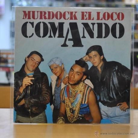 COMANDO - MURDOCK EL LOCO - SINGLE
