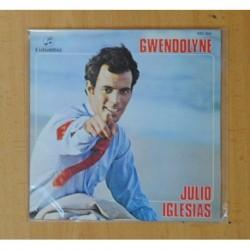 JULIO IGLESIAS - GWENDOLYNE / BLA, BLA, BLA - SINGLE