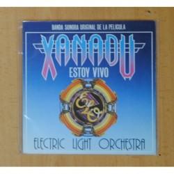ELECTRIC LIGHT ORCHESTRA - ESTOY VIVO / SUEÑOS DE TAMBORES - SINGLE