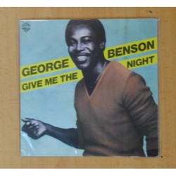 GEORGE BENSON - GIVE ME THE NIGHT / DINORAH, DINORAH - SINGLE