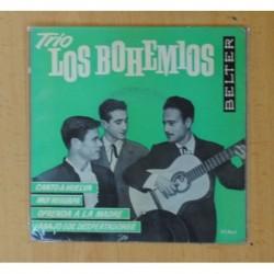 TRIO LOS BOHEMIOS - CANTO A HUELVA + 3 - EP