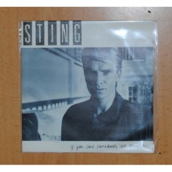 STING - IF YOU LOVE SOMEBODY SET THEM FREE / ANOTHER DAY - SINGLE