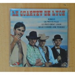 LE QUARTER DE LYON - RINGO + 3 - EP