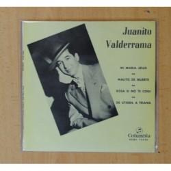 JUANITO VALDERRAMA - MI MARIA JESUS + 3 - EP