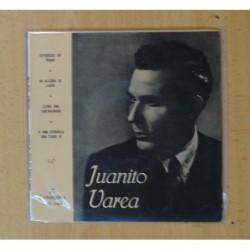 JUANITO VAREA - FATIGUITAS HE PASAO + 3 - EP