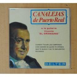CANALEJAS DE PUERTO REAL - CUANDO TOCAN LAS CAMPANAS + 3 - EP
