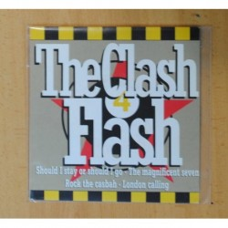 THE CLASH - THE CLASH FLASH MEDLEY - PROMO - SINGLE
