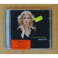 FAITH HILL - BREATHE - CD