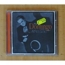 PLACIDO DOMINGO - 100 AÑOS DE MARIACHI - CD
