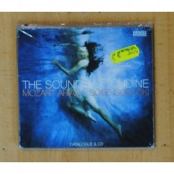 SOILE ISOKOSKI / MOZART - THE SOUNDS OF ONDINE MOZART ARIAS - CD