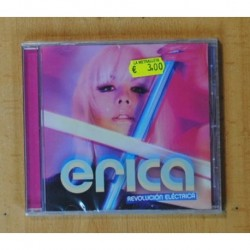 ERICA - REVOLUCION ELECTRICA - CD