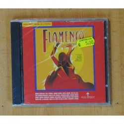 VARIOS - FLAMENCO - CD