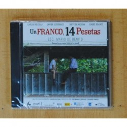 VARIOS - UN FRANCO 14 PESETAS - CD