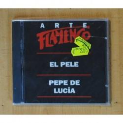 EL PELE / PEPE DE LUCIA - ARTE FLAMENCO - CD