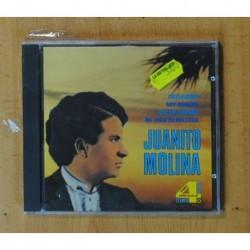 JUANITO MOLINA - JUANITO MOLINA - CD