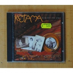 KETAMA - PA GENTE CON ALMA - CD