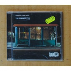THE STREETS - A GRAND DON´T COME FOR FREE - CD