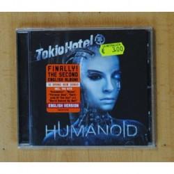 TOKIO HOTEL - HUMANOID - CD