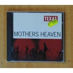 TEXAS - MOTHERS HEAVEN - CD