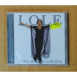 LOLE - NI EL ORO NI LA PLATA - CD