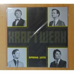 KRAFTWERK - SPRING 1975 - LP