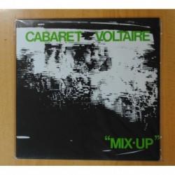 CABARET VOLTAIRE - MIX-UP - LP
