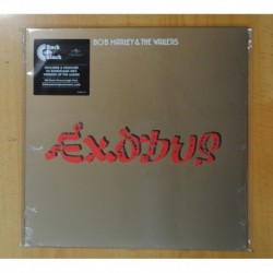 BOB MARLEY & THE WAILERS - EXODUS - LP