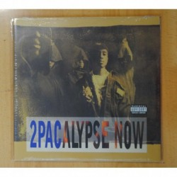 2PAC - 2PACALYPSE NOW - 2 LP