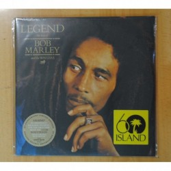 BOB MARLEY AND THE WAILERS - LEGEND / THE BEST OF - 2 LP