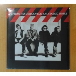 U2 - HOW TO DISMANTLE AN ATOMIC BOMB - LP