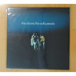 THE DOORS - THE SOFT PARADE - LP