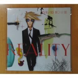 DAVID BOWIE - REALITY - LP