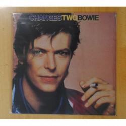 DAVID BOWIE - CHANGES TWO BOWIE - LP