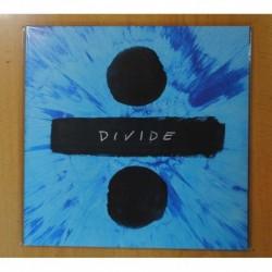 ED SHEERAN - DIVIDE - 2 LP