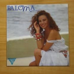 PALOMA SAN BASILIO - MEDITERRANEO - LP
