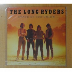 THE LONG RYDERS - STATE OF OUR UNION - LP