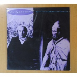 VAN MORRISON - NO GURU NO METHOD NO TEACHER - LP