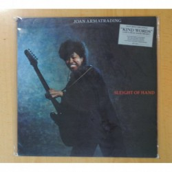 JOAN ARMATRADING - SLEIGHT OF HAND - LP