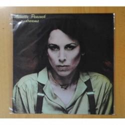 ANNETTE PEACOCK - X-DREAMS - LP