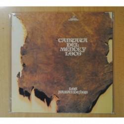 LOS SABANDEÑOS - CANTATA DEL MENCEY LOCO - GATEFOLD - LP