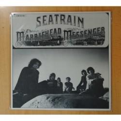 SEATRAIN - THE MARBLEHEAD MESSENGER - LP