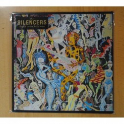 THE SILENCERS - DANCE TO THE HOLY MAN - LP