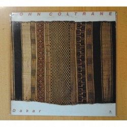 JOHN COLTRANE - DAKAR - GATEFOLD - 2 LP