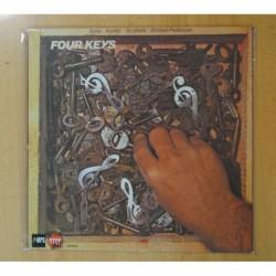 SOLAL / KONITZ / SCOFIELD / ORSTED-PEDERSEN - FOUR KEYS - LP