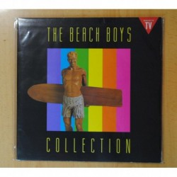 THE BEACH BOYS - THE BEACH BOYS COLLECTION - GATEFOLD - 2 LP