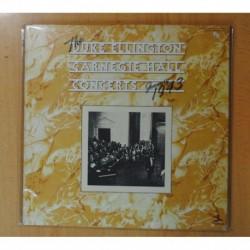 DUKE ELLINGTON - CARNEGIE HALL CONCERTS JANUARY 1943 - GATEFOLD - 3 LP