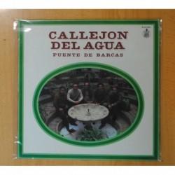 CALLEJON DEL AGUA - PUENTE DE BARCAS - LP