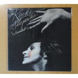 THE KINKS - SLEEPWALKER / SONAMBULO - LP