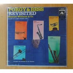STEWART / WILLIAMS & CO. - PORGY & BESS REVISITED - LP