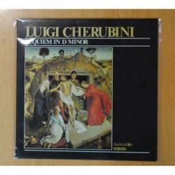 LUIGI CHERUBINI - REQUIEM IN D MINOR - LP
